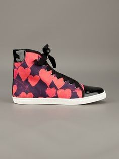 Lanvin SNEAKERS to be worn with LOVE.