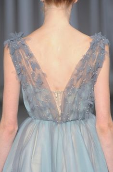 Christian Siriano Spring 2013 - Details