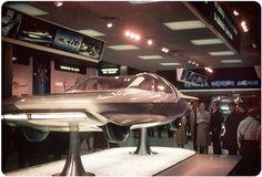 GM Firebird IV - 1964 New York World's Fair