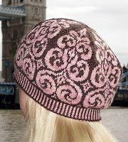 Born to knit Double Knitting Patterns, Fair Isle Knitting Patterns, Knitting Stitches, Knitted Hats, Wool Hats, Knit Crochet, Crochet Hats, Mittens, Headbands