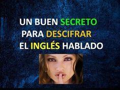 Afina tu Oído para el Inglés 1 - YouTube