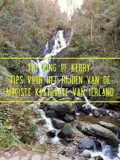 The Ring of Kerry: de mooiste kustroute van Ierland - That One Time One Time, Dublin, Road Trip, Van, Tours, Movie Posters, Blog, Travel, Rice