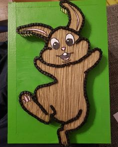 This cute rabbit was a gift for my former Chef.