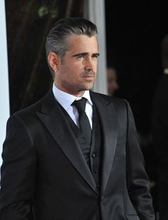 #FrightNight2011   Colin Farrell(Jerry),I'm pretty sure I've already pinned this before..