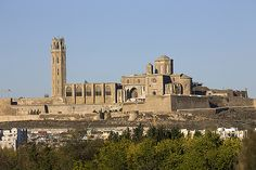 Seu Vella de Lleida Notre Dame, Country, City, Building, Masters, Travel, Antigua, Author, Storage