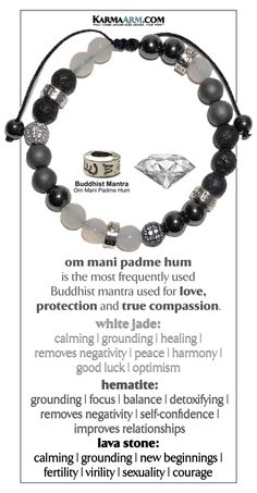 Silver Mantra Prayer Wheel OM MANI Padme HUM: Blue Tiger Eye Meditation Bracelet KarmaArm Tibetan Buddhist Bracelet Zen Meditation Jewelry