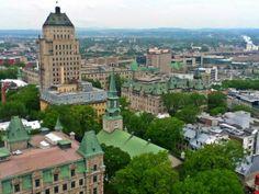 Old Quebec City Canada #travel