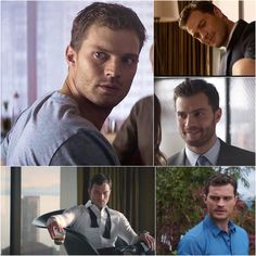 Christian Grey in Fifty Shades Freed