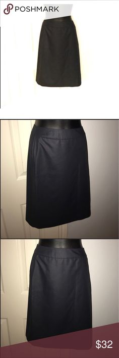 """Black pencil skirt Calvin Klein Sz 6 Calvin Klein size 6 black pencil skirt. GUC. Approximately 30"""" waist. Feels like a soft linen or almost like silk. Beautiful material. Bundle with other items in my closet to save even more. Calvin Klein Skirts Midi"""