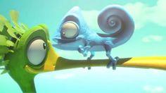 "CGI 3D Animated Shorts HD: ""Green Living"" - by ESMA"