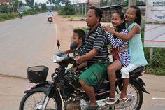 Family trip - Siem Reap, Cambodia