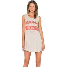 The Laundry Room Mermaid Off Duty Uniform Dress Dresses ($83) ❤ liked on Polyvore featuring dresses, pink print dress, print dress, pattern dress, mixed print dress and pink dress