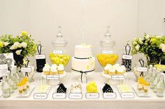 Wedding Dessert Tables by Holy Sweet  #weddingdesserttables #weddingdessertbuffet  #weddingcandybuffet