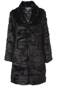 Apricot Black Faux-Fur Tiered Long Coat http://www.apricotonline.co.uk/mall/productpage.cfm/womensclothing/_5051839149021/461696/Black-Faux-Fur-Tiered-Long-Coat