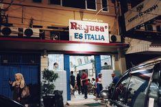 Uji Tensi di Kedai Es Krim Legendaris  #jakarta #jakartaculinary #whattoeatinjakarta #ragusa #icecream