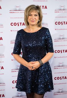 Penny Smith Photos Photos - Penny Smith attends the Costa Book of the Year awards at Quaglino's on January 2014 in London, England. - Costa Book of the Year Award Penny Smith, Susanna Reid, Tv Presenters, Celebs, Celebrities, Beautiful Legs, Sexy Outfits, Dress Skirt, Hot Girls