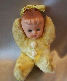 Old  Douglas Cuddle Toys Doll