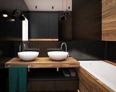 Aranżacje wnętrz - Kuchnia: Mieszkanie 50m2 - Kuchnia, styl nowoczesny - Julia Wilczyńska. Przeglądaj, dodawaj i zapisuj najlepsze zdjęcia, pomysły i inspiracje designerskie. W bazie mamy już prawie milion fotografii!