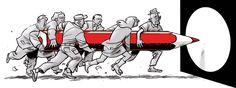 Waarom de legitimiteit van een vakbond altijd véél hoger zal liggen dan die van politieke partijen