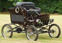 "1901 Stanley Steamer ~ Miks' Pics ""Era Automobiles l"" board @ http://www.pinterest.com/msmgish/era-automobiles-l/"