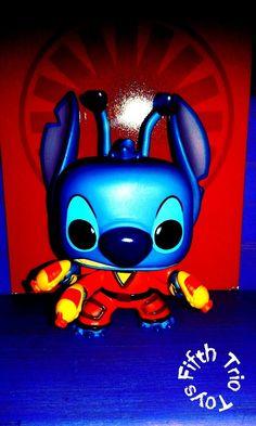 Stitch Funko Pop Figure