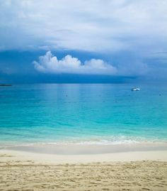 Beach in the Bahamas, so serene   - Explore the World with Travel Nerd Nici, one Country at a Time. http://TravelNerdNici.com