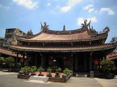 大龍峒保安宮(Dalongdong Baoan Temple)