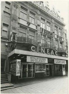 Cineac Buitenhof 1970