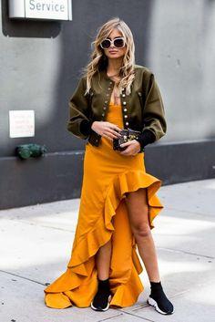 Street Fashion New York N326, 2017