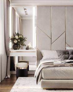 Best Modern House Design, Modern Home Interior Design, Modern Bedroom Design, Apartment Interior Design, Contemporary Bedroom, Modern Luxury Bedroom, Bedroom Closet Design, Bedroom Decor, Rustic Master Bedroom