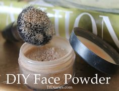 DIY face powder using coco powder? I tried the dry shampoo using it and I LOVED it. Thus us a must try