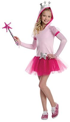 Exquisite Glinda the Good Witch Hooded Tutu Kids Dress Costume. Stunning range of Glinda Costumes for Halloween at PartyBell. Tween Costumes, Costumes For Sale, Toddler Halloween Costumes, Tutu Costumes, Halloween Fancy Dress, Halloween Kids, Witch Costumes, Glinda Costume, Costume Dress