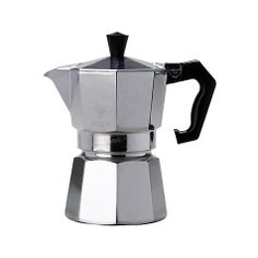 Buy Bialetti Moka Express Hob Espresso Maker, 3 Cup Online at johnlewis.com. please can i have one..?