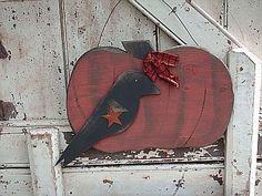 Old Crow Pumpkin