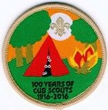 Cubs Year of Adventure and Centenary