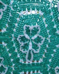 Picture of Holiday Afghans 1 Crochet Pattern Leaflet