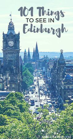 Discovering Edinburgh, Scotland Through 101 Objects