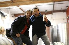 Two friends on two coasts trying making honest wines with heart and soul.