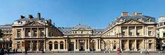 El #PalaisRoyal, el Palacio Real del #París, fue construido en 1629 por el cardenal #Richelieu, un muy influyente primer ministro francés, entre 1624 y 1642. http://www.guias.travel/blog/palais-royal-de-paris-el-regalito-del-cardenal-richelieu-al-sol-el-rey/ #turismo #viajar #Francia