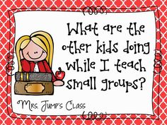 What are the Other Kids Doing? {FREEBIE} - Mrs Jumps class