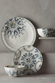 Fandoline Dinnerware - anthropologie.com