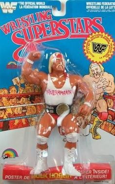 Wwf Superstars, Wrestling Superstars, Weird Toys, Cool Toys, Wwf Toys, 1980s Kids, Doll Games, Modern Toys, Wwe Wallpapers