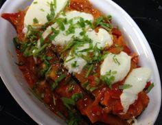 Auberginen-Lasagne mit Mozzarella - Rezept - ichkoche.at