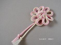 Jewelry Knots, Bracelet Knots, Rope Crafts, Ribbon Crafts, Diy Necklace, Crochet Necklace, Decorative Knots, Hippy Gifts, Korean Jewelry