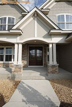 Home house plans and log homes on pinterest for Architecturaldesigns com house plan 56364sm asp