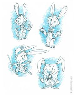 Bunny by RobbVision.deviantart.com