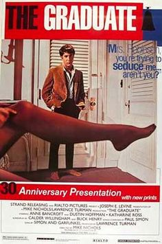 Mrs. Robinson, if you don't mind my saying so, this conversation is getting a little strange.