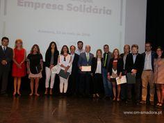 """""""A Amadora tem excelentes exemplos na área da Responsabilidade Social"""" - Câmara Municipal da Amadora"""