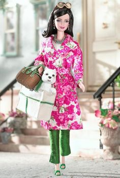 Kate Spade Barbie - I need to get this for Ellie.