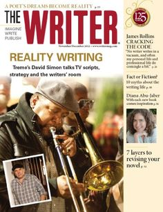 "The Writer"" is the premier magazine for writers of all varieties"